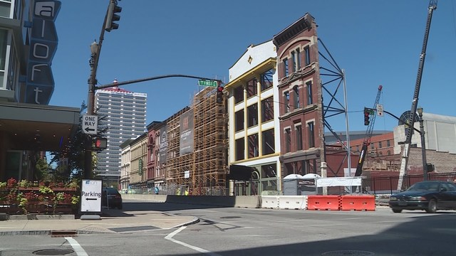 Developers To Build 2 High End Hotels Near Whiskey Row