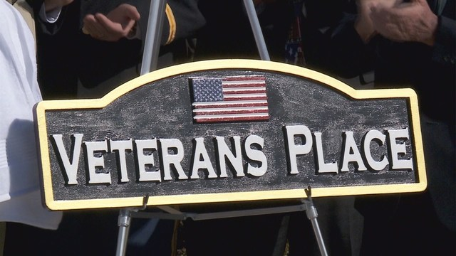 Veterans Get Special Place At Clarksville War Memorial