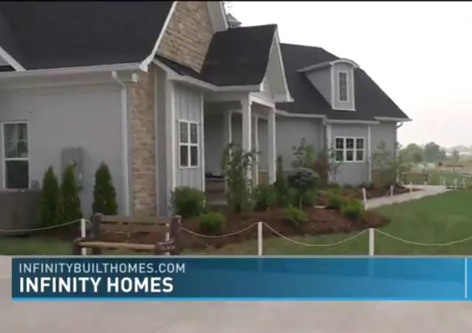 Dream homes at affordable prices right in for Southern indiana home builders